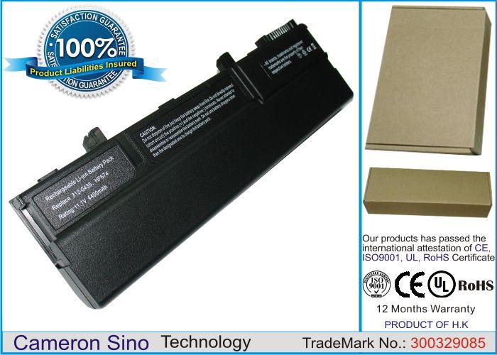 Dell XPS M1210 akku 4400 mAh