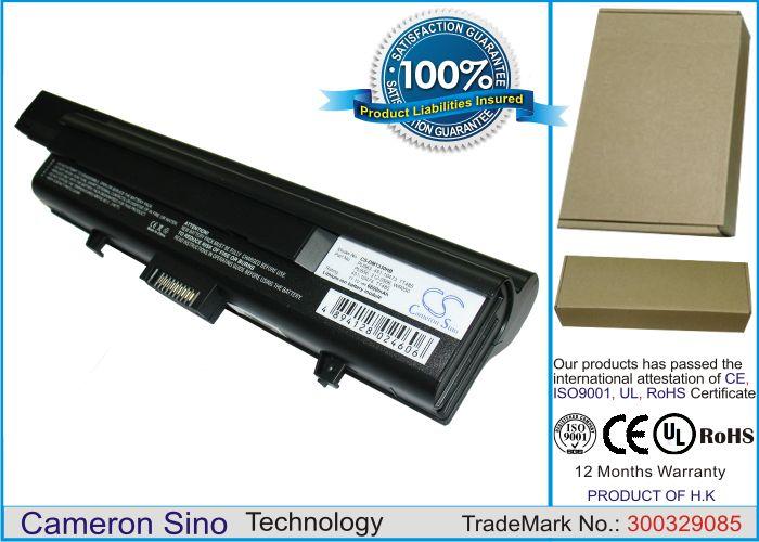 Dell XPS M1330, Inspiron 1318 akku 6600 mAh