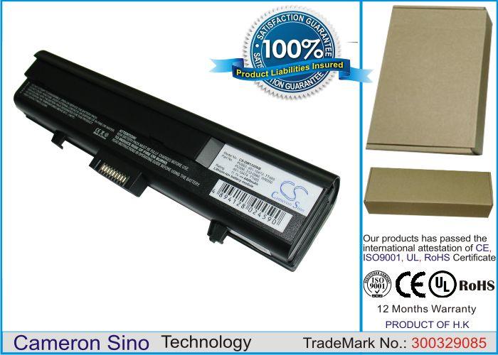 Dell XPS M1330, Inspiron 1318 akku 4400 mAh
