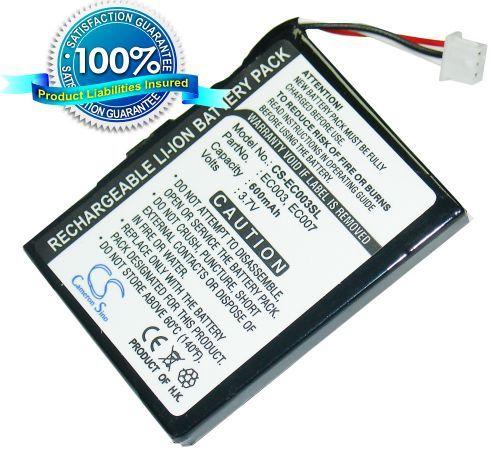 iPOD Mini 4GB, Mini 6GB, Mini 4GB akku 450 mAh