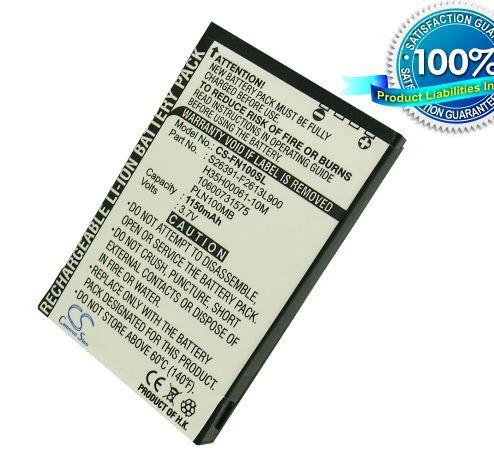 Pocket Loox N100, Pocket Loox N110 akku 1100 mAh