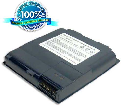Fujitsu CELSIUS H230, LifeBook C1212D, LifeBook E8010, LifeBook E8010D, LifeBook E8020, LifeBook E8020D, Stylistic ST5032D alkuperäinen akku 4800 mAh