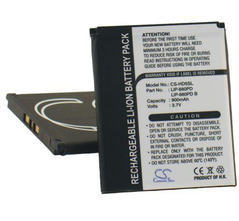 Sony NW-HD5Silver, NW-HD5, NW-HD5B, NW-HD5S, NW-HD5R akku 980 mAh