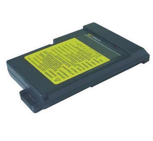 IBM ThinkPad 390, ThinkPad 390E, ThinkPad 1720, ThinkPad 390X, ThinkPad i1700, ThinkPad i1720, ThinkPad i1721, ThinkPad i1750 akku 4400 mAh