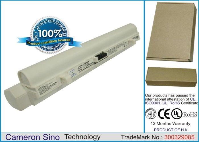 Lenovo ideapad S9, ideapad S10, ideapad 20015 akku 7800 mAh