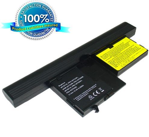 IBM ThinkPad X60 Tablet PC,ThinkPad X61 Tablet PC akku 4400 mAh