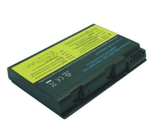 Lenovo 3000 C100 0761, 3000 C100 akku 4400 mAh