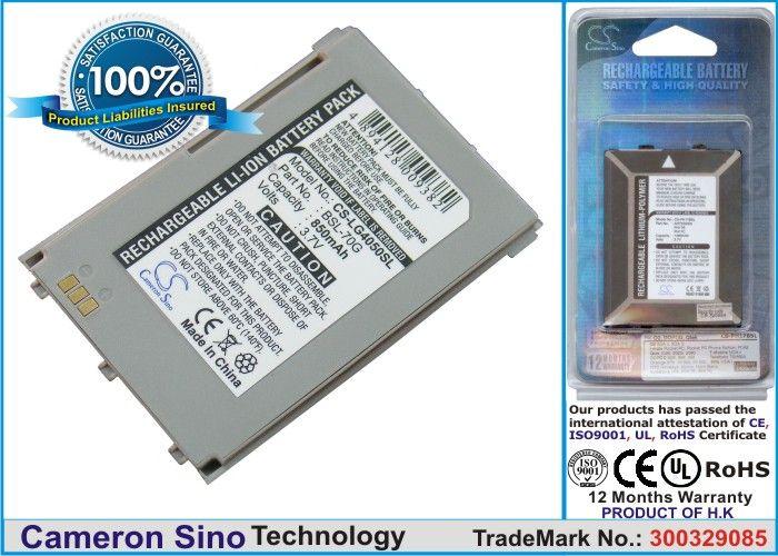 LG G4050, G-4050 akku 850 mAh