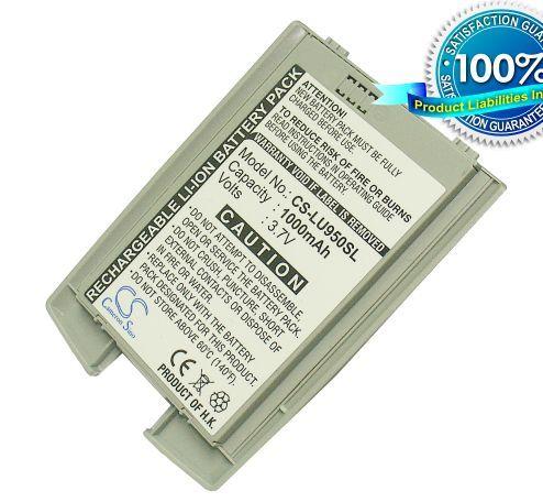 LG U900, KU950, KU-950 akku 1000 mAh