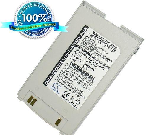 LG 4010, G4010, 4011, G4011 akku 800 mAh