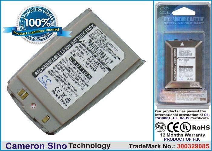 LG 5300, 5350, G5300 / hopea akku 900 mAh