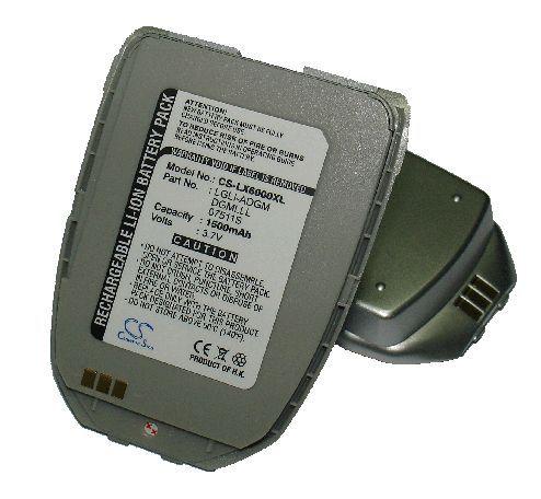 LG VX6000, VX-6000 tehoakku 1500 mAh