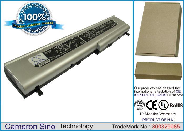 NEC Versa E400 akku 4400 mAh