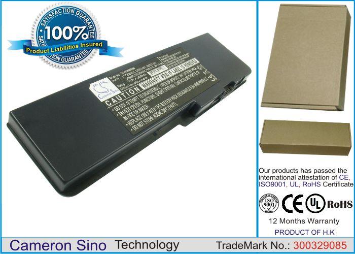 Compaq Business Notebook NC4000 akku 3600 mAh