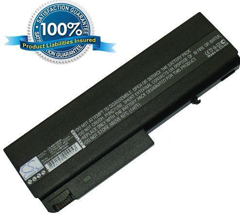 Compaq Business Notebook NX6100 Business Notebook NX6200, Business Notebook NX6300 akku 6600 mAh