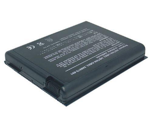 Compaq Presario  Business Notebook NX9100, Business Notebook NX9110, HSTNN-DB02 akku 4400 mAh