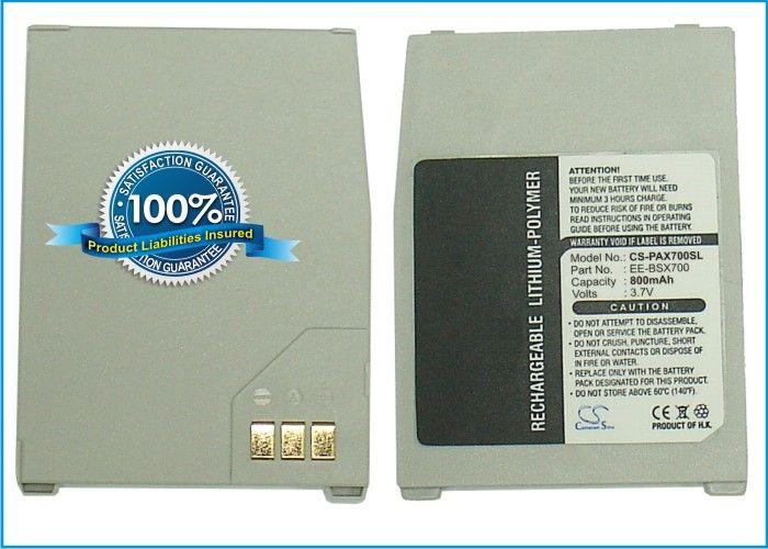 Panasonic X700, X708, EB-X700, EB-X700ACZUS, P342i akku 800 mAh