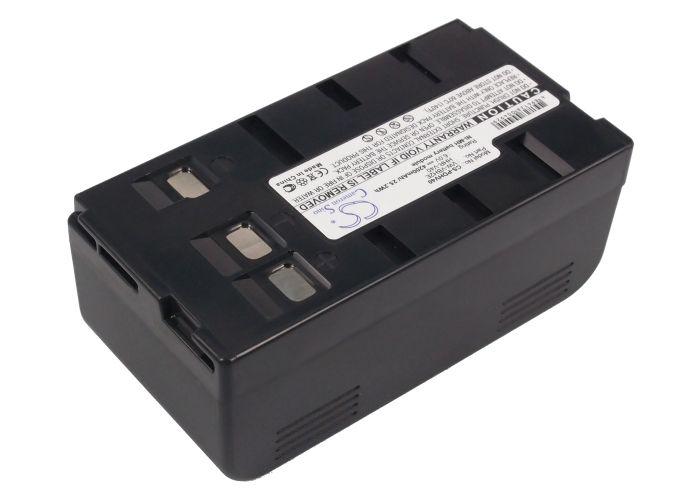 Panasonic HHR-V40, HHR-V20A/ 1B, HHR-V214A/ K HHR-V40A/ 1B, PV-BP15, PV-BP17  VW-VBH1E, VW-VBH2E, VW-VBR1E VW-VBR2E, VW-VBS1, VW-VBS1E VW-VBS2, VW-VBS2E yhteensopiva akku 4200 mAh