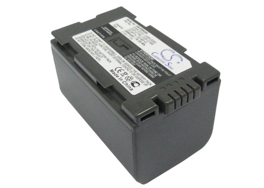 Panasonic CGR-D210, CGR-D220, CGP-D16S yhteensopiva akku 2200 mAh
