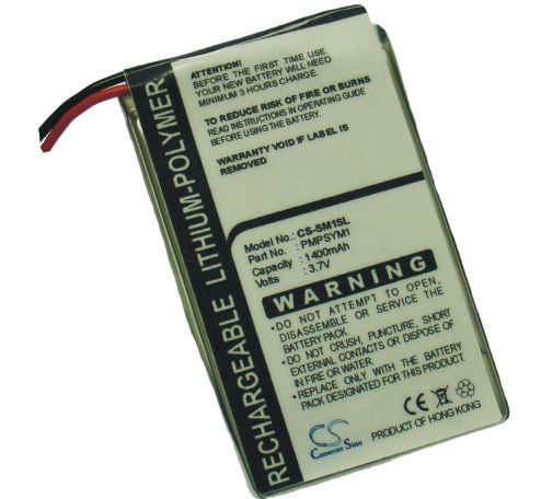Sony HDPS-M1, M1 Mp3 Player, HDD Photo Storage akku 1400 mAh