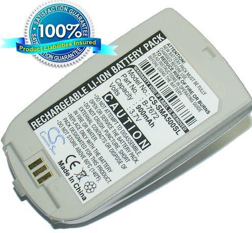 Samsung SGH-A500, SGH-A508 akku 900 mAh