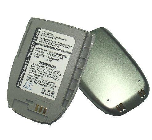 Samsung SPH-A740, PM-A740 akku 1150 mAh