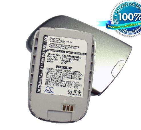 Samsung SCH-A850 / hopea akku 850 mAh