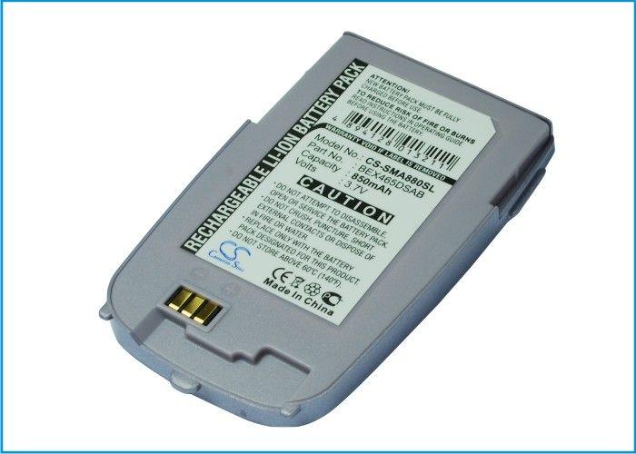 Samsung SPH-A880, MM-A880 akku 850 mAh