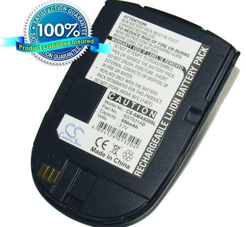 Samsung SPH-A920, MM-A920 / sininen akku 850 mAh