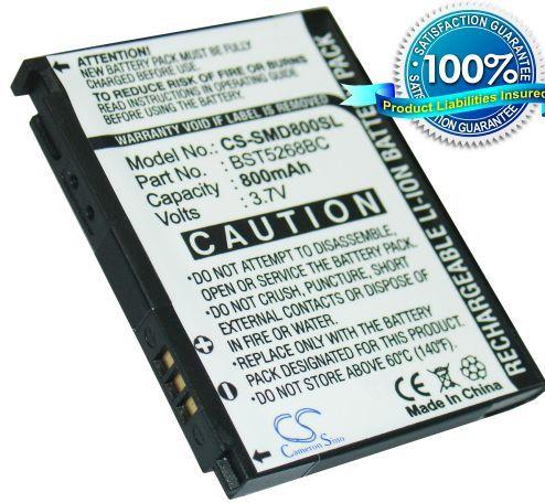Samsung SGH-D808 akku 800 mAh