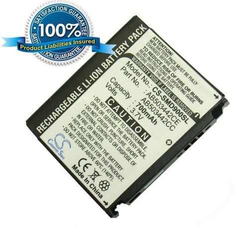 Samsung SGH-D908, SGH-D900, SGH-D900i, SGH-E788, SGH-D900B, SGH-E788, SGH-E690, SGH-M359, SGH-E780, SGH-E783 akku 700 mAh