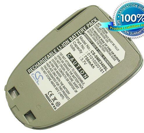 Samsung SGH-E340, SGH-E348, SGH-D340, SGH-D348 / hopea akku 750 mAh