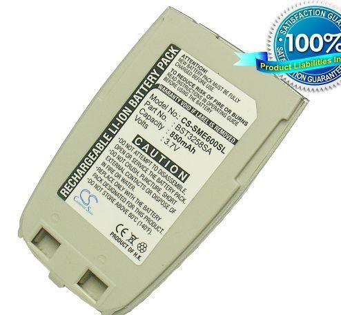 Samsung SGH-E600, SGH-E608 akku 850 mAh