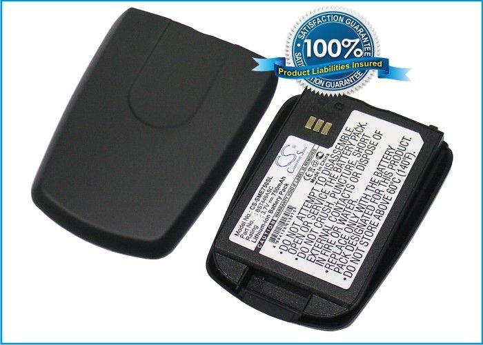 Samsung E750, E758 / musta akku 750 mAh