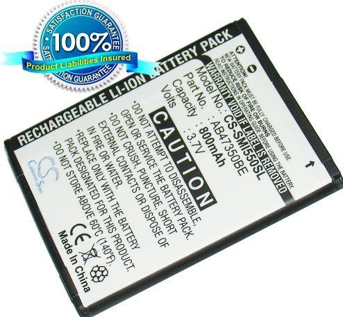 Samsung SGH-i550w akku 800 mAh