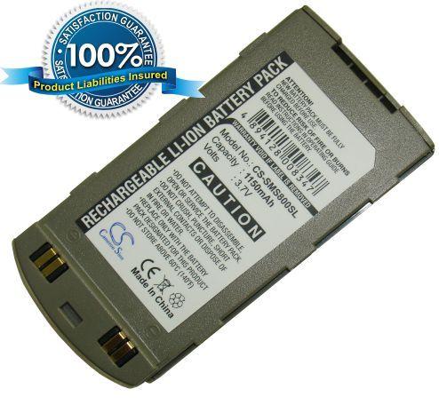 Samsung SCH-S800, SCH-S811, SCH-S810, SCH-S850, SCH-S8500 akku 1150 mAh