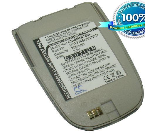 Samsung X478, SPH-X475, X470, SCH-X839 akku 750 mAh