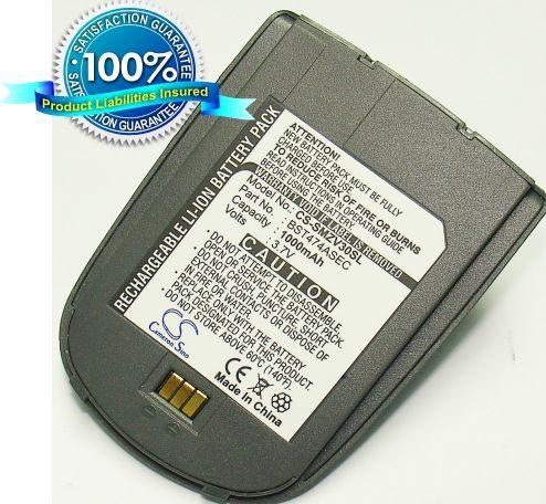 Samsung SGH-ZV30 akku 1000 mAh