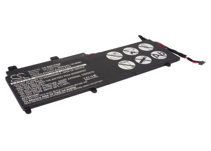 Samsung 700T, Series 7, Slate series 7 akku 5400 mAh XE700T1C