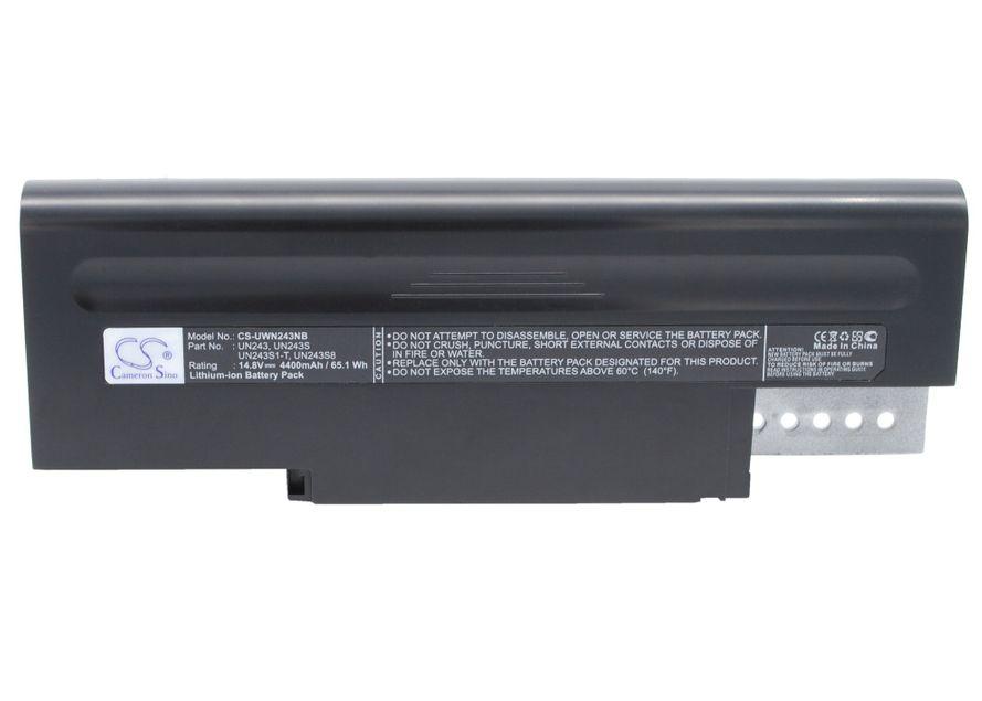 Fujitsu Amilo EL6800, Amilo EL6810 akku 4400 mAh