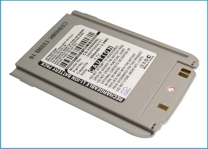 LG VX8000, VX-8000 akku 800 mAh