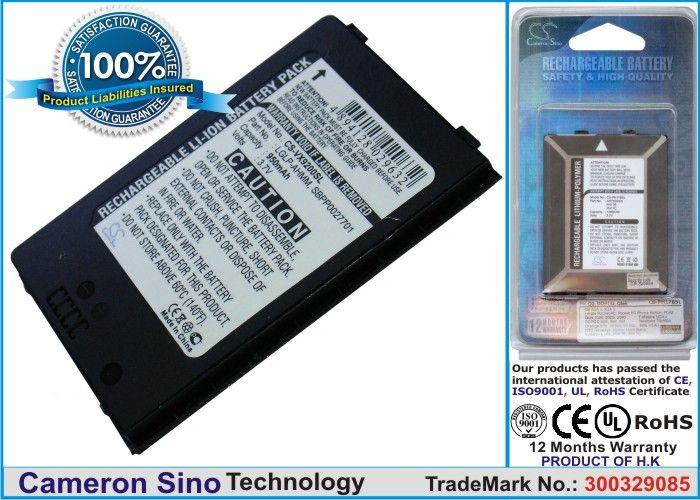 LG VX9200, ENV3 akku 950 mAh