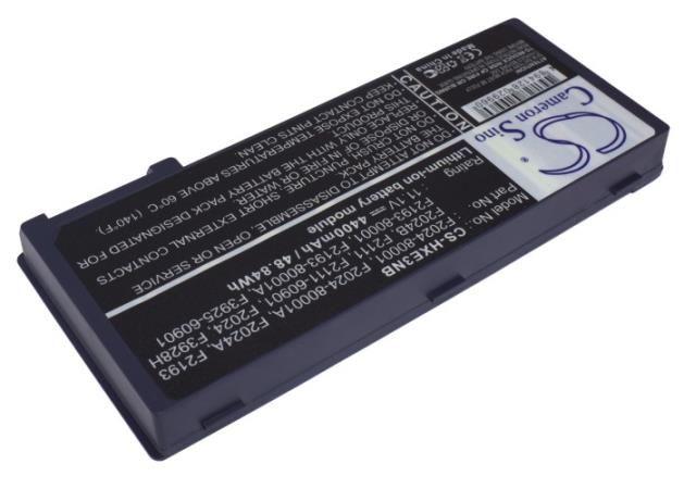 HP OmniBook XE3B akku 4400 mAh