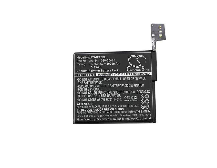 Apple iPod Touch 6 Sukupolven MP3-Soittimen Akku