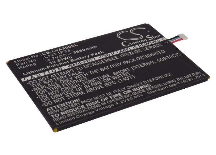 Lenovo Ideapad A1000L-F60041, Ideapad A1010, Ideapad A1010-T Tabletin Akku