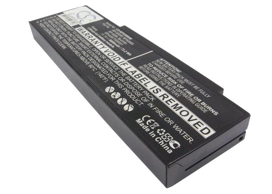 NEC Versa E660, Versa E680, Versa M500 akku 6600 mAh