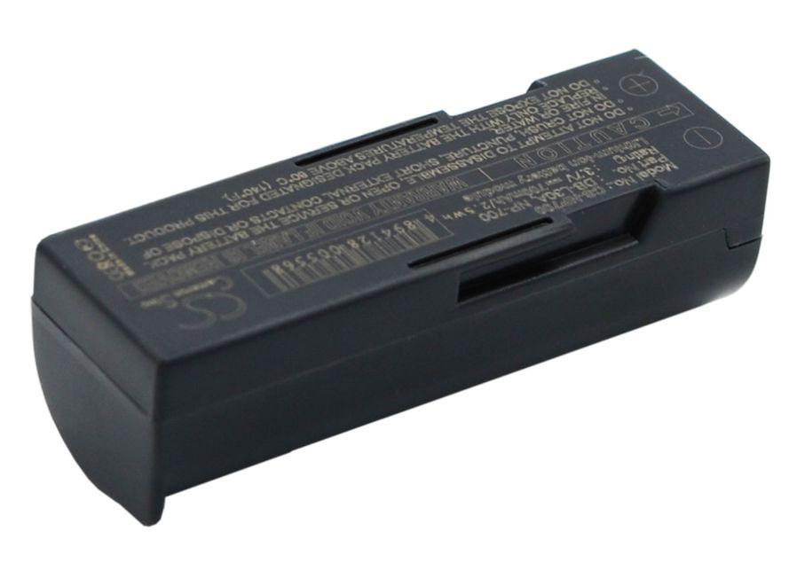 Sanyo DB-L30, DB-L30A yhteensopiva akku 700 mAh