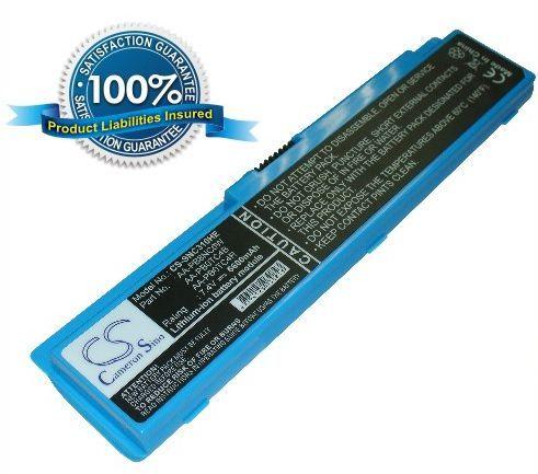 Samsung N310, N310-13GB, N310-13GBK akku 6600mAh / 48.84Wh
