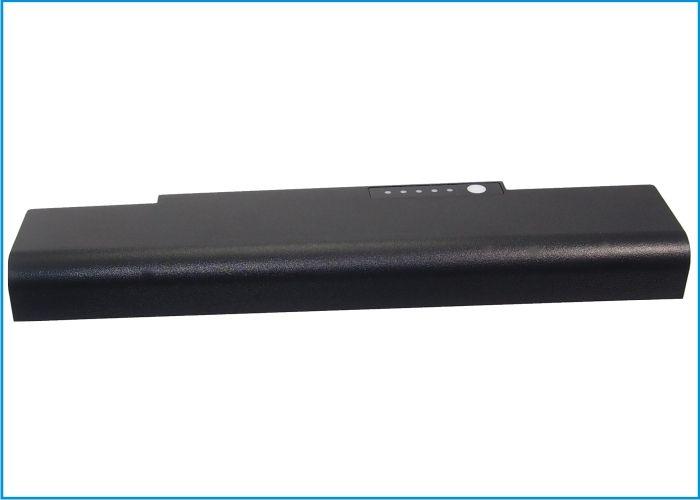 Samsung Q318,  R510,  R468, R710, R522 akku 4400 mAh Musta
