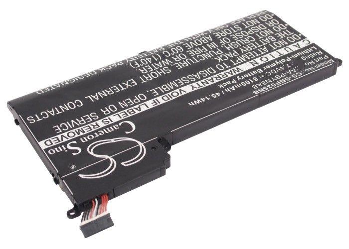 Samsung 535U4C, NP530U4B akku - 6100 mAh